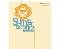 Event poster 'Art & Design Show'