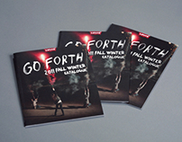 "Levi's® FW11 ""Go Forth"" catalogue"