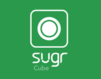 Sugr Cube iOS App redesign - Rejected