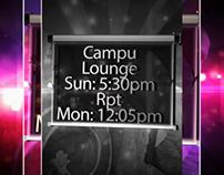 Campu lounge promo
