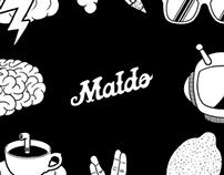MALDO - Simple personal identity