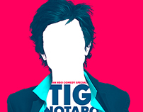 Tig Notaro Key Art Explorations