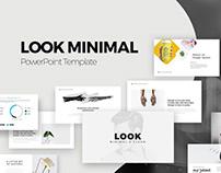 Look Minimal PowerPoint Presentation