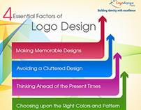 4 Essential Factors of Logo Design