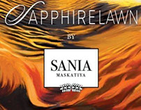Sania Maskatiya | Lawn Exhibition 2013 | Invite