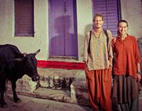Foreigners of Varanasi