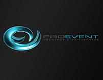 Pro Event - Logotype