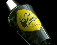PACKAGING: Green Olives
