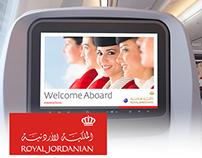 Royal Jordanian A330 3D Tour