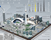 CN Tower. Toronto
