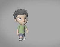 Animation Reel Spring 2013