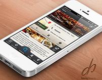 Yelp-like app