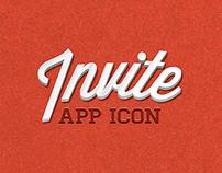 Invite | App Icon