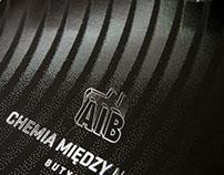 Graphic design for AIB