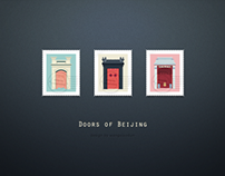 Doors of Beijing(to be continued)