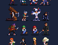 Various | Pixel Art