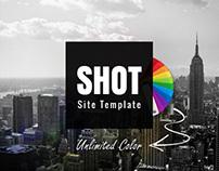 SHOT - Full Ajax Responsive Site Template