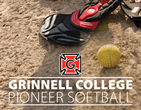 Grinnell College - Softball Postcards