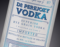 Dr Perejozy Vodka