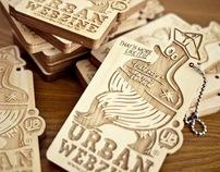 Filter017 x UrbanWebzine Ticket / Card Holder