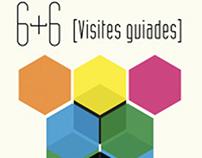 6 més 6 visites guiades