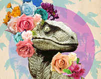 the Dino Plantaurio