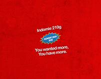 Indomie 210g Ad