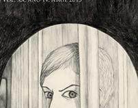 "Cover / Revista Periplo Vol XX / ""Dies Irae"""