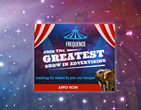 Frequence - Banner Ads
