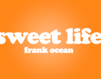 Sweet Life Kinetic Type
