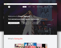EventBanget Redesign