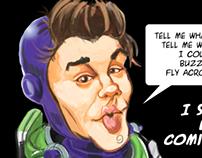 Justin Bieber Lightyear