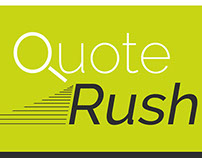 Quote Rush Logo