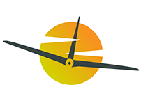 A Logo A Day - Airline - Day 12