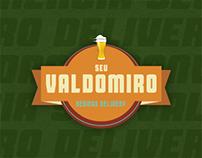 Seu Valdomiro - Delivery de Bebidas