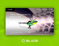 BLADE | Re-Brand Concept