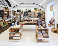 Bookstore that cares - Planetopija