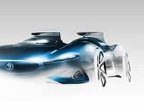 New Jaguar DType