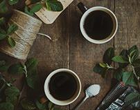 F&B- LEAF COFFEE