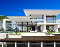 Mooloolah House by Gerald Smith