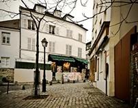 ROUND ME... PARIS 1#