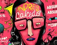 ANDRÉS CAICEDO /PORTADA MusicMachine