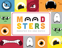 Moodsters Monster Blocks