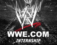 WWE.com Internship