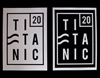 Titanic International Filmfest / Festival posters,cards