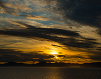 Juneau Sunrise June 2015