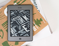 Kindle Touch 6""