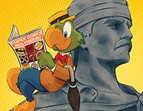Poster • Multivero Comic Con
