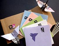 Interactive in Print _Origami Kit