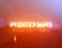Printed Mars